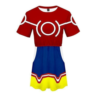 My Hero Academia Cosplay Dress Costume Uniform #JU2575-10-M-Juku Store