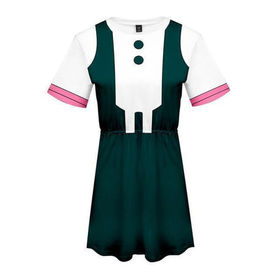 My Hero Academia Cosplay Dress Costume Uniform #JU2575-7-M-Juku Store