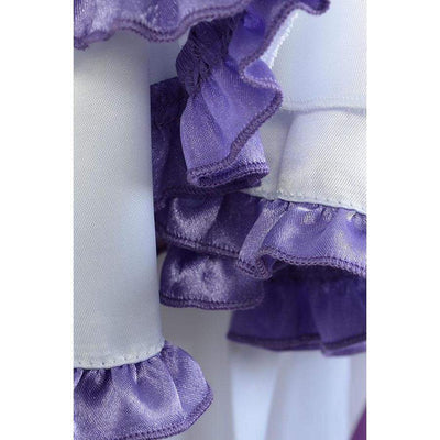 (RARE!) Re:Zero Emilia Cosplay Costume Set #JU1947-Juku Store