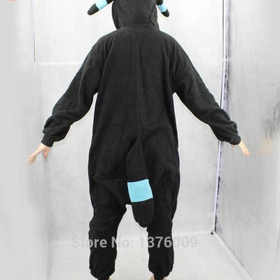Umbreon Onesie Cosplay Costume [Pokemon] [2 Colors] #JU2099-Juku Store