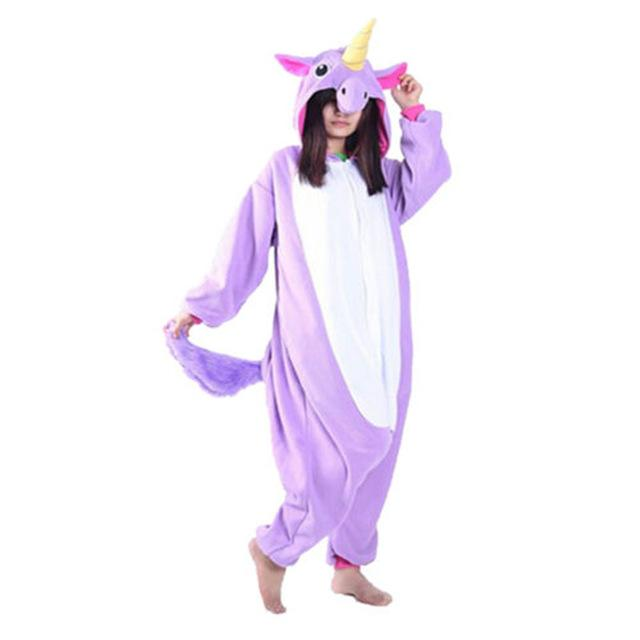 Unicorn Onesie Cosplay [11 Colors] #JU1833-Juku Store
