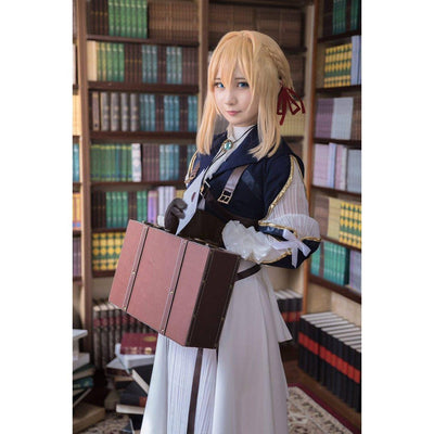 Violet Evergarden Cosplay Kawaii Anime Costume #JU2978-Juku Store