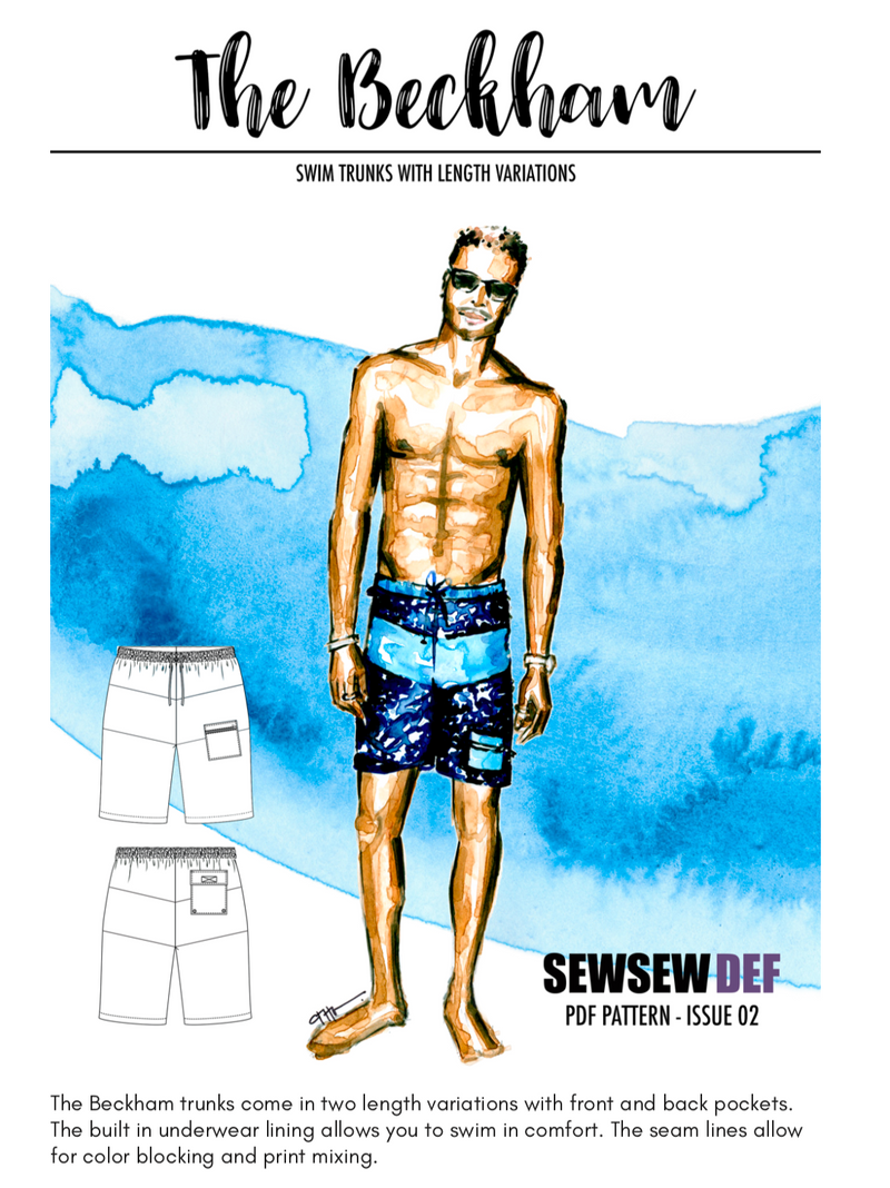 SEW SEW DEF ISSUE 02 PDF W/ PATTERNS