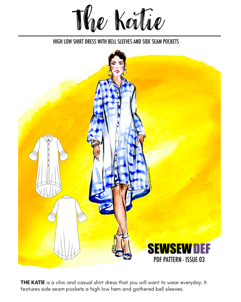 SEW SEW DEF ISSUE 03 PDF W/ PATTERNS