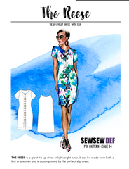 SEW SEW DEF ISSUE 04 PDF W/ PATTERNS