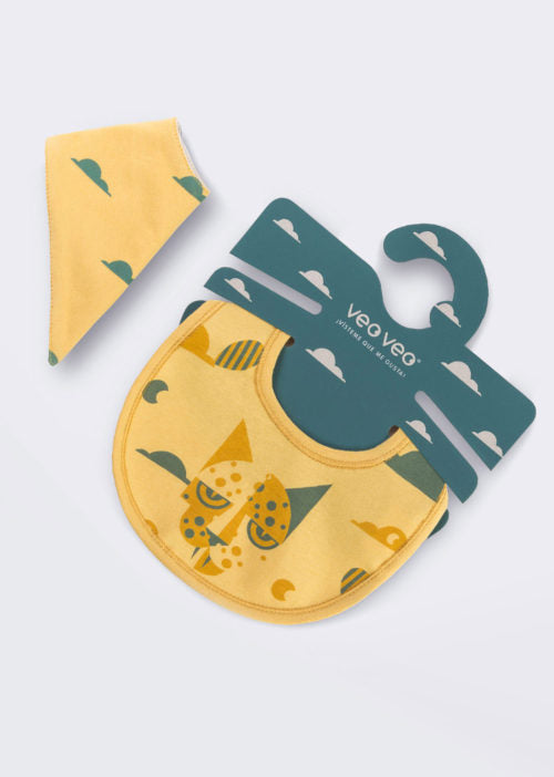 Set Jaguar Bibs