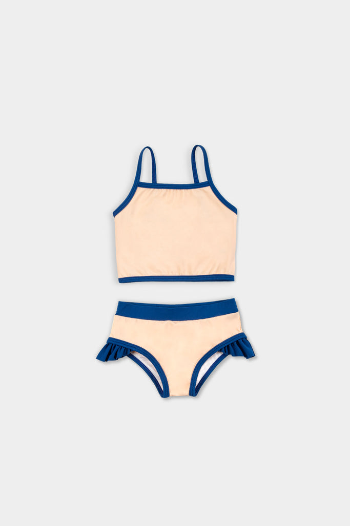 Eco Friendly RETRO BIKINI + BAG