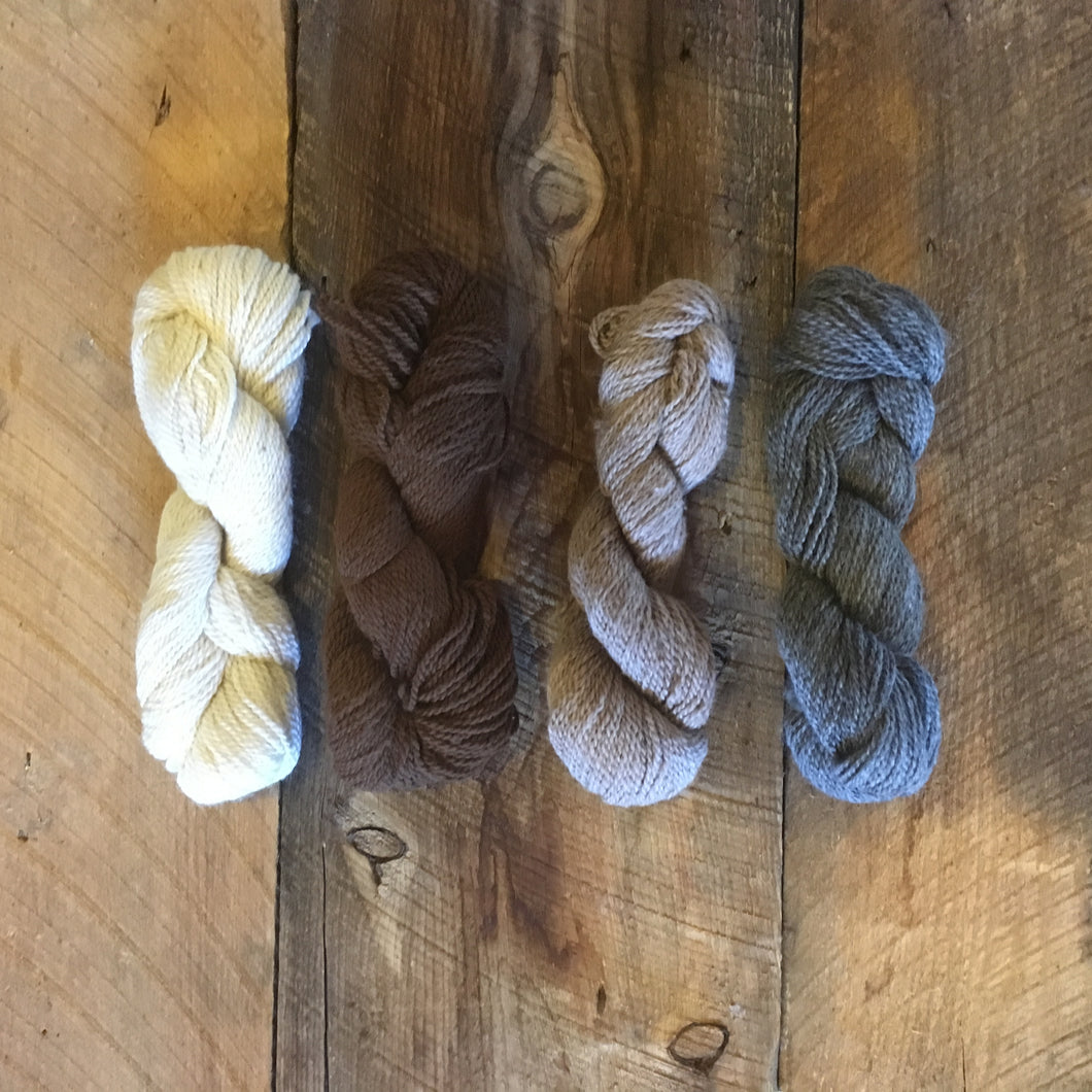 Victory Ranch Millspun Alpaca Yarn (Worsted)