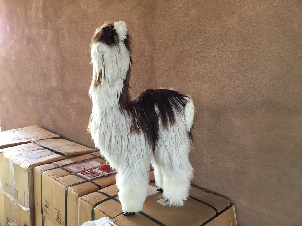 Alpaca, Stuffed, 30""