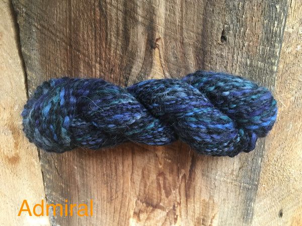 Misti Alpaca Yarn - Allyu Overdye Hand Painted DP weight