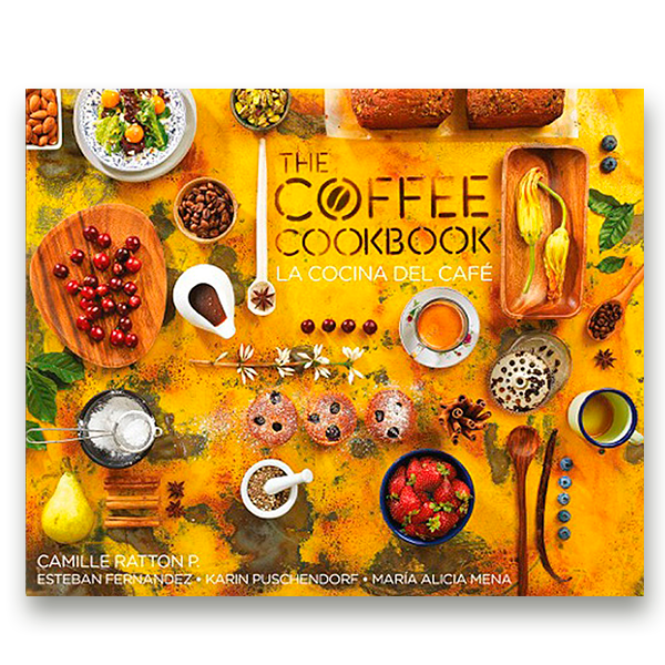Libro 'The Coffee Cookbook'