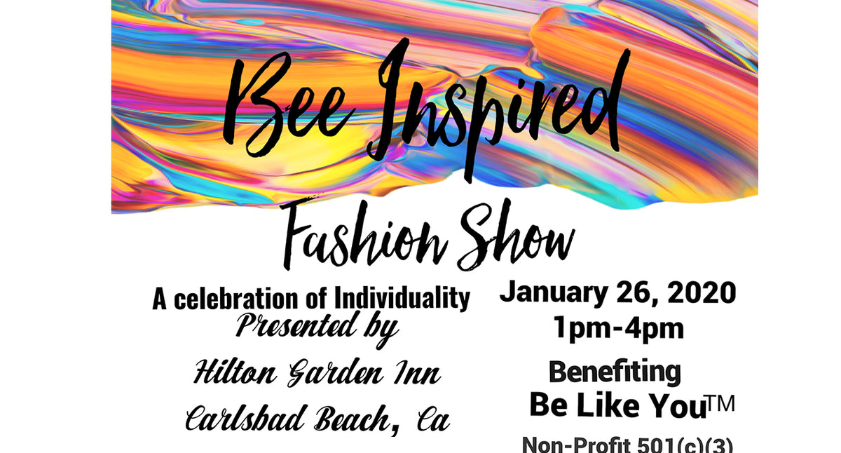 Bee Inspired Fashion Show