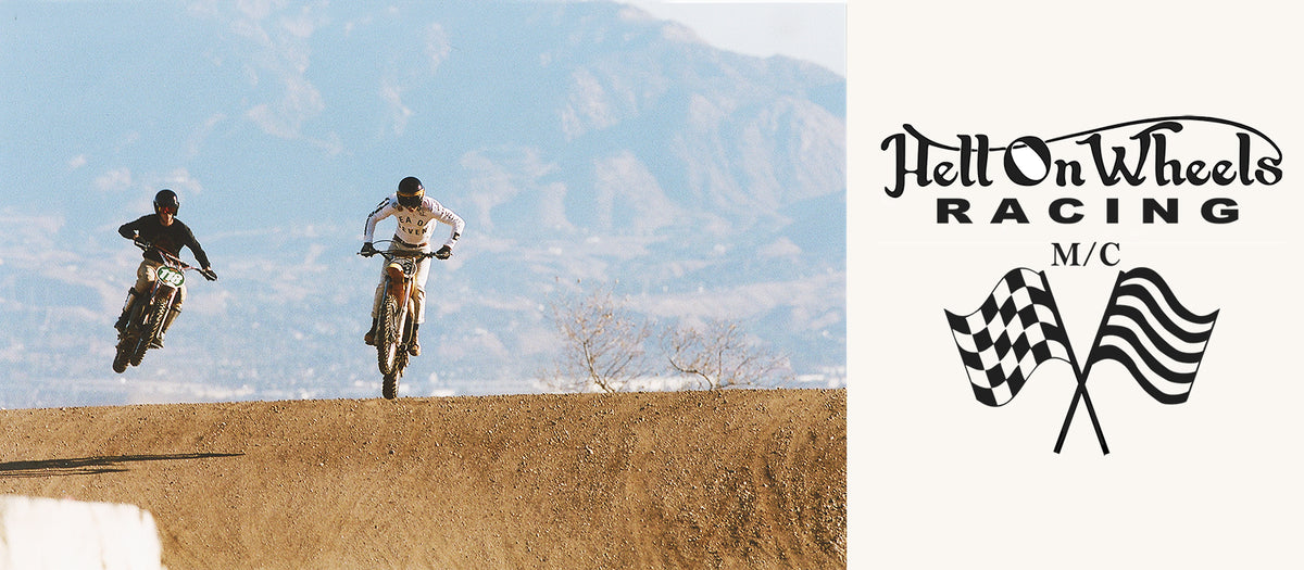 Hell On Wheels Vintage Motocross Race February 21st
