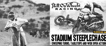 Stadium Steeplechase By Hell On Wheels Racing
