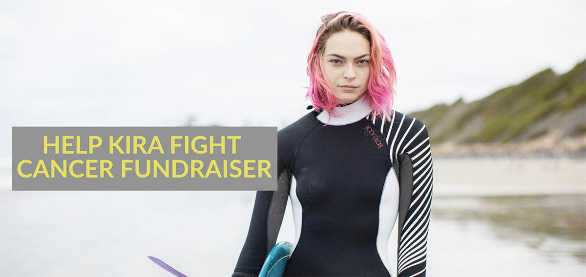Surf Contest To Help Kira Fight Cancer