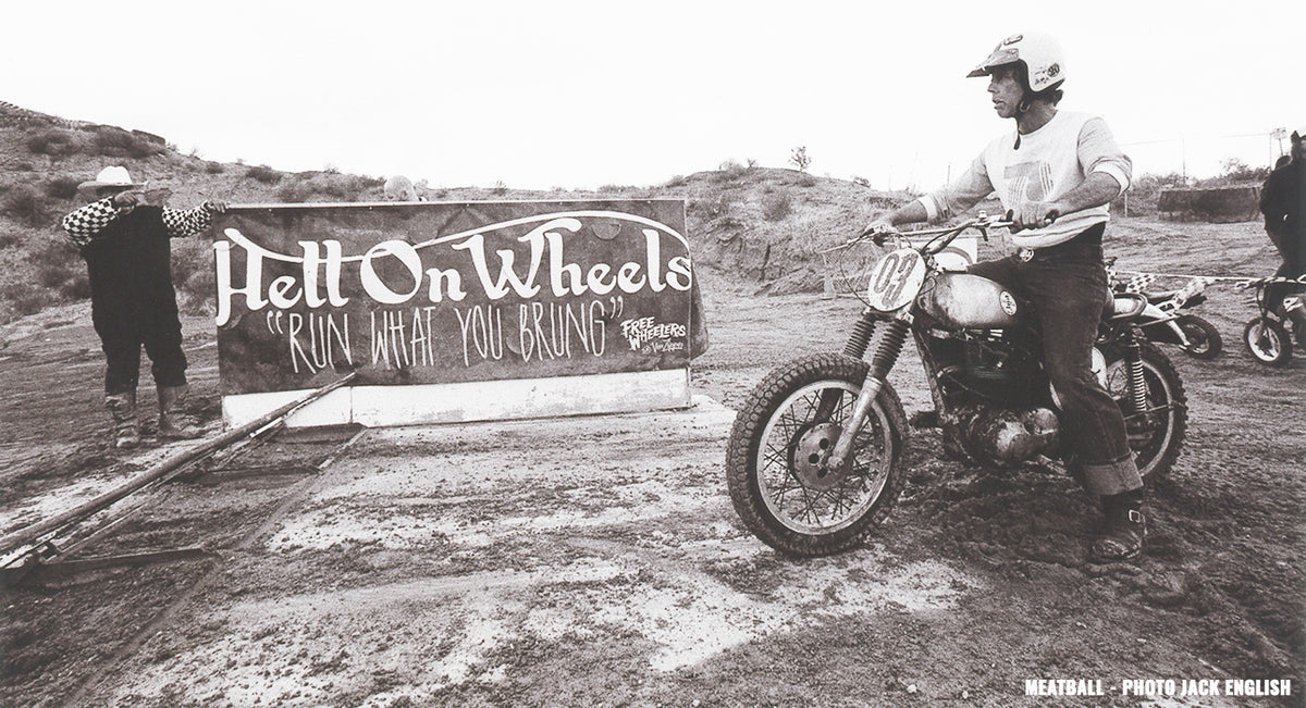 Hell On Wheels Race March 22nd