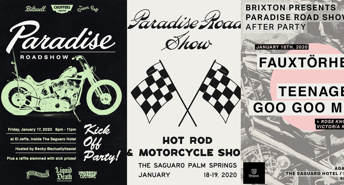 Paradise Road Show - Palm Springs