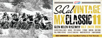 SoCal Vintage MX Classic 11 Presented by 100%