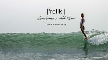 Surf Relik Longboard World Tour Starts Tomorrow at Lower Trestles