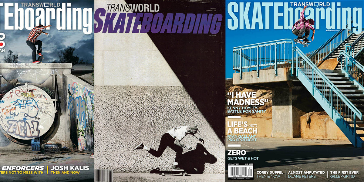 TransWorld SKATEboarding - Rest In Peace