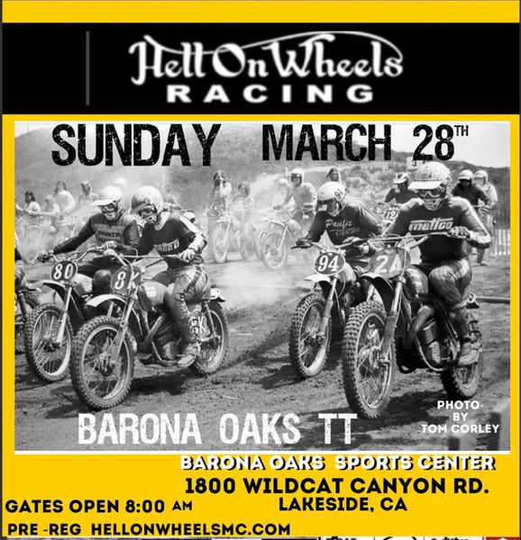 hell on wheels mx racing barona