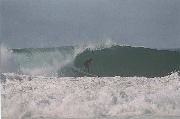 Joel Tudor surfing photos in San Diego, California.