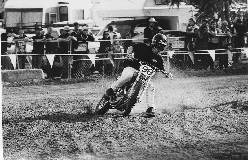 John Hately racing Hell On Wheels MX Day In The Dirt