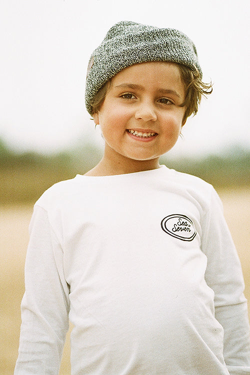 Micah Long Sleeve Toddler Tee