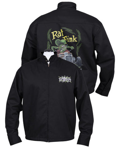 Rat Fink Rat Rod Moto Jacket