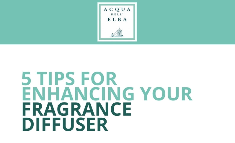 Our Five Tips to Help Your Diffuser Smell Great All of the Time!