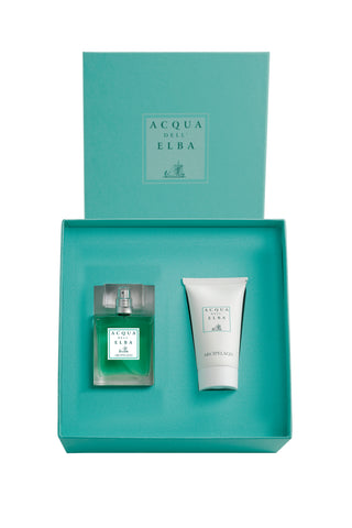 Arcipelago Uomo Gift Set: 50ml Eau de Parfum with After Shave Lotion