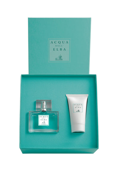 Classica Gift Set: 50ml Eau de Parfum with After Shave Lotion