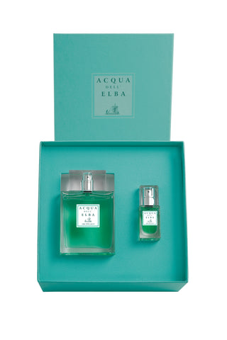 Arcipelago Uomo Gift Set: 100ml Eau de Parfum with 15ml Travel Size