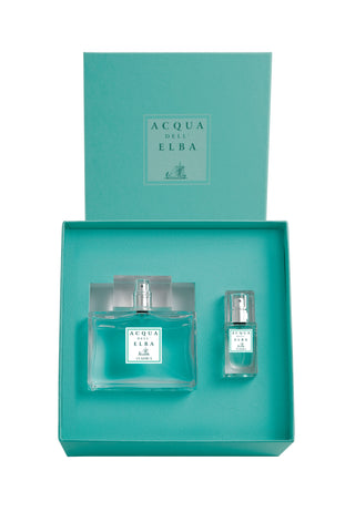 Classica Gift Set: 100ml Eau de Parfum with 15ml Travel Size