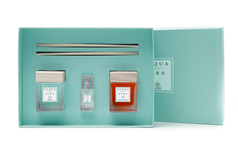Holiday Home Fragrance Sampler: Mare and Note di Natale