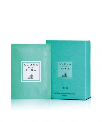 Blu Donna Perfumed Towelettes