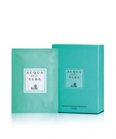 Classica Donna Perfumed Towelettes