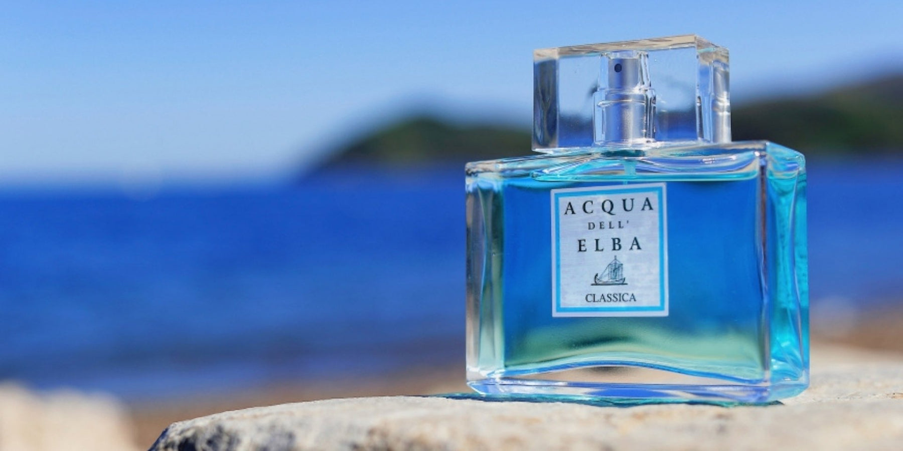 Classica. The original fragrance collection from Acqua dell'Elba