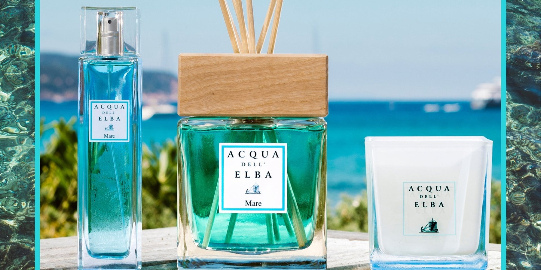 Mare Fragrances for Home