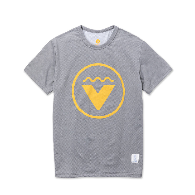 Where Surfing Lives Logo Surf Tee