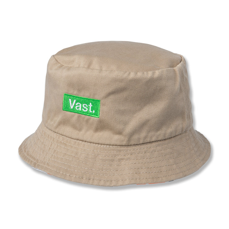 Artist Reversible Bucket Hat