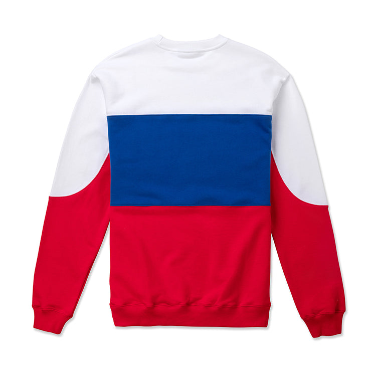 Color Block Crewneck