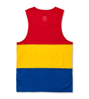 Color Block Tank