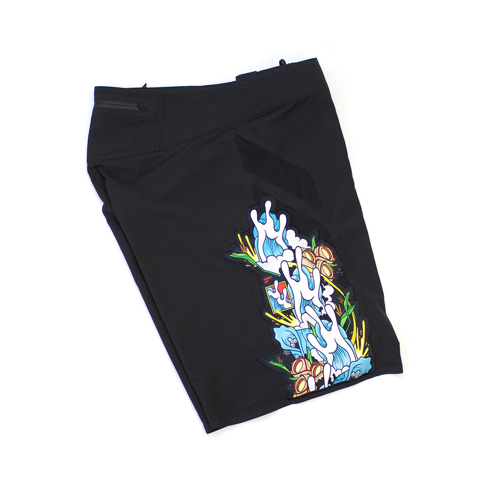 VAST X AARON KAI X IN4MATION X PSC - COLLABORATIVE WORLD CUP BOARDSHORT
