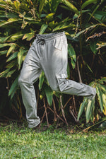 CARGO POCKET PANTS