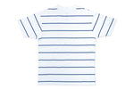 Turtle Neck Stripe Tee