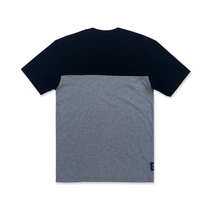 Cross Block Tee