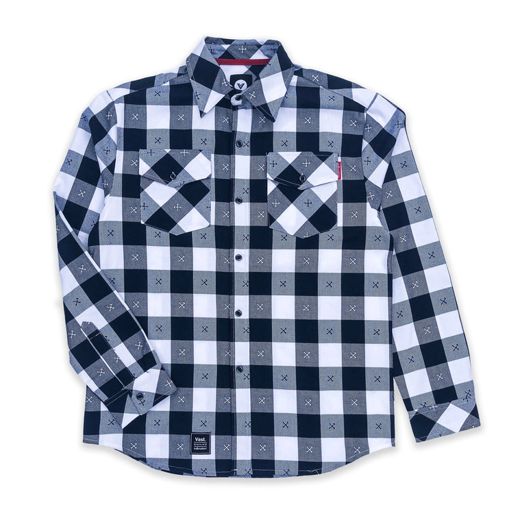 Buffalo Bones Plaid Shirt