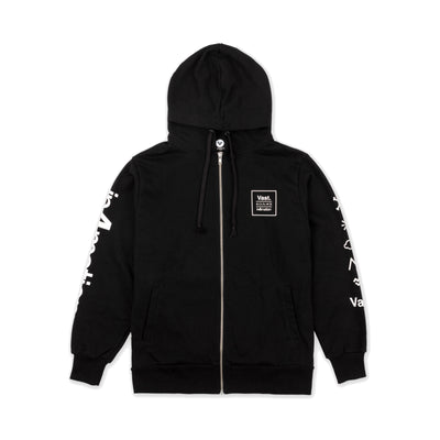 Elements Zip Up Hoodie