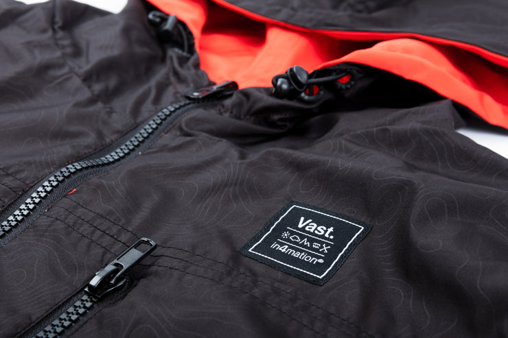 Reversible Windbreaker